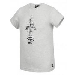 T-shirt PICTURE Niut Light Grey Melange