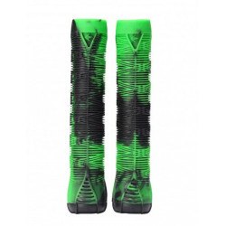 Poignées BLUNT Hand Grip V2 Green Black