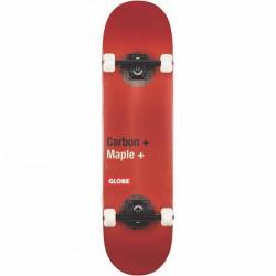 Skateboard GLOBE G3 Bar Red 8,25