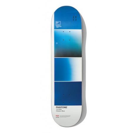 Skateboard GLOBE Pantone Color Design Tools Blue