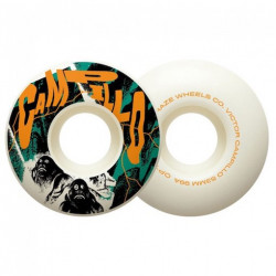 Roues Skateboard HAZE Campillo OD 53mm 99A