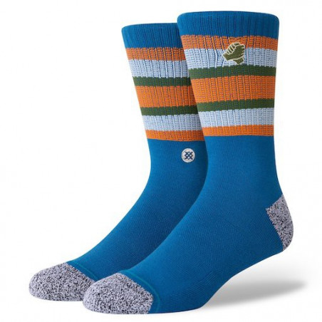 Chaussettes STANCE Joan Pact Blue