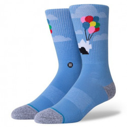 Chaussette STANCE Up Blue