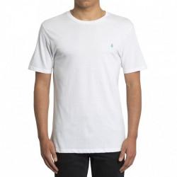 T-shirt VOLCOM Stone Blank White