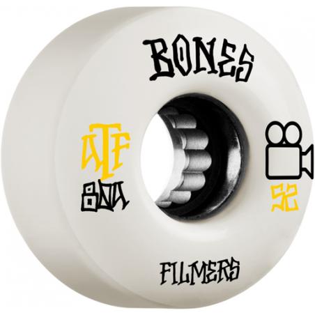 Roues Skateboard BONES ATF Filmers 52mm