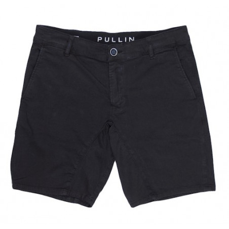 Short PULL-IN Dening Chino Black