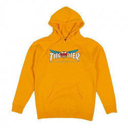 Sweat THRASHER Venture Collab Gold