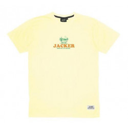 T-shirt JACKER Business Club Pale Yellow