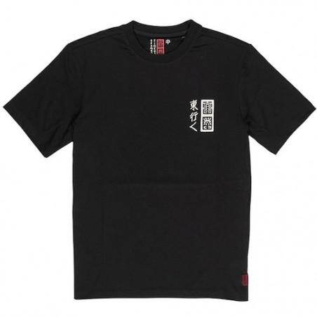 T-shirt Kid ELEMENT Love Passion Flint Black