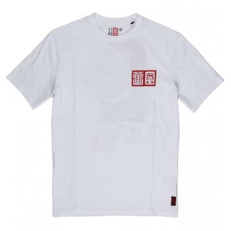 T-shirt Kid ELEMENT Tradition Optic White