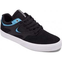 Chaussure DC Kalis Vulc S Black Blue