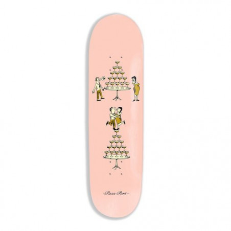 """Skateboard PASS-PORT Love Towers Champers 8,25"""""""