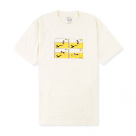 T-shirt PASS-PORT Shady Shadows Cream