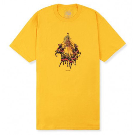 T-shirt PASS-PORT State Horses Gold