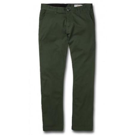 Pantalon VOLCOM Frickin Modern Stretch Cilantro Green