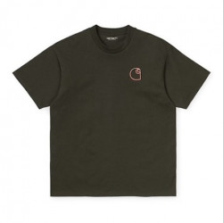 T-shirt CARHARTT WIP Commission Cypress