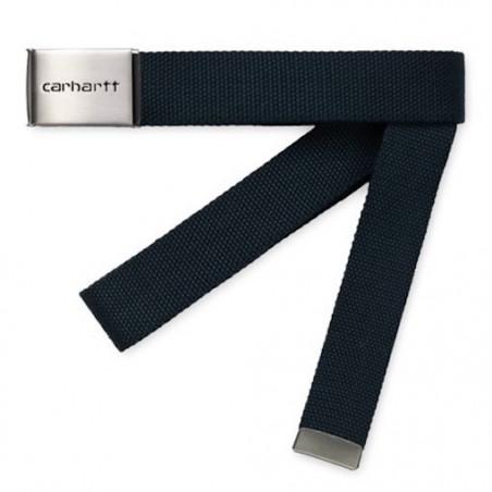 Ceinture CARHARTT WIP Clip Admiral