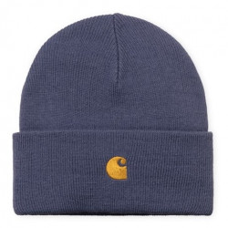 Bonnet CARHARTT WIP Chase Cold Viola Gold