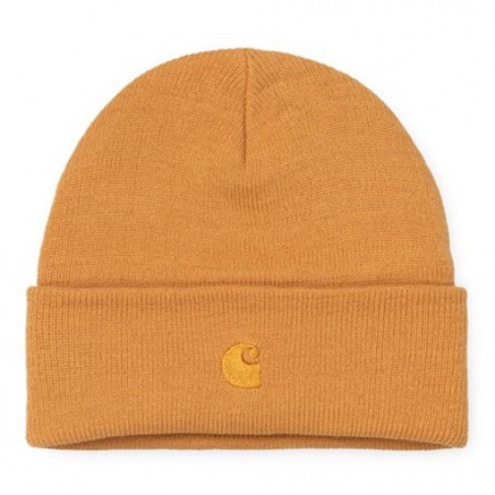 Bonnet CARHARTT WIP Chase Winter Sun Gold