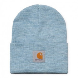 Bonnet CARHARTT WIP Acrylic Watch Frosted Blue