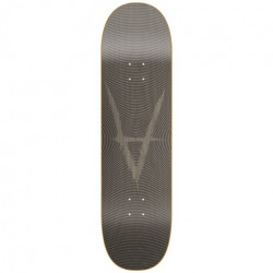 Skateboard ANTIZ Team Vertigo Pale Black 8,5""