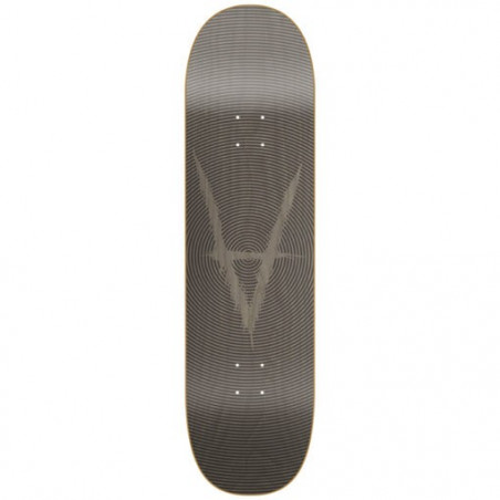 "Skateboard ANTIZ Team Vertigo Pale Black 8,5"""