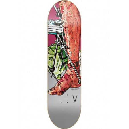 "Skateboard ANTIZ Pro Open Fracture  Partaix 8,2"""