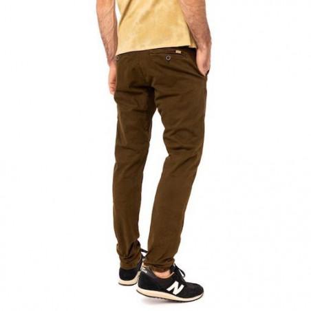 Pantalon PULL-IN Dening Chino Fossil