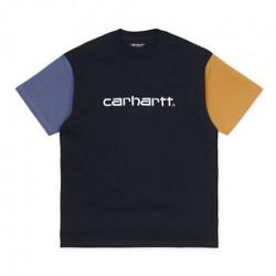 T-shirt CARHARTT WIP Tricol Dark Navy