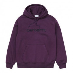 Sweat CARHARTT WIP Carhartt Boysenberry Black