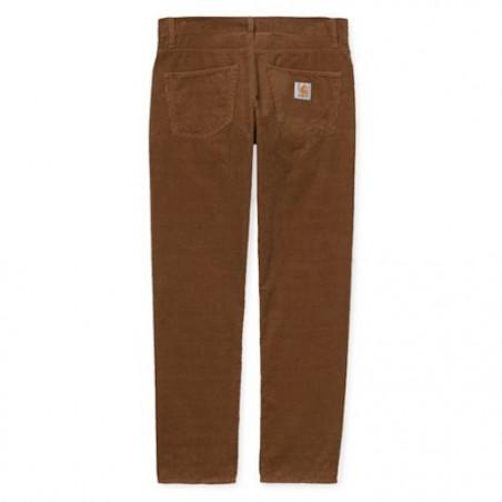 Pantalon CARHARTT WIP Klondike Hamilton Brown