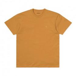 T-shirt CARHARTT WIP Chase Winter Sun Gold