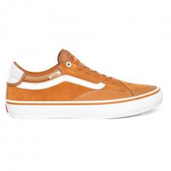 Chaussure VANS TNT Adv Prot Pumpkin White