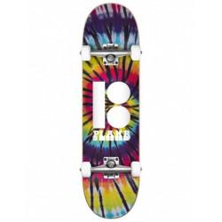 "Skateboard PLAN B Team Spiral 7,75"""