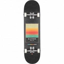 Skateboard GLOBE G1 Supercolor Black Pond...