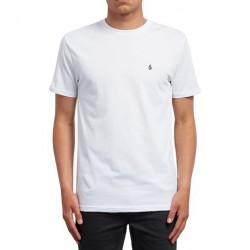 T-shirt VOLCOM Stone Blanks BSC White