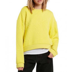 Sweat Pull Girl VOLCOM Quilty Citron