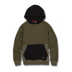 Sweat Kid VOLCOM Forzee Military