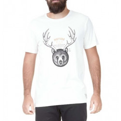 T-shirt PICTURE Horns White