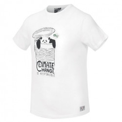 T-shirt PICTURE Panda White