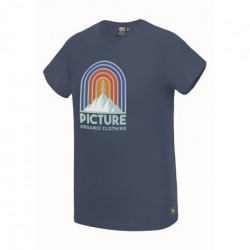 T-shirt Kid PICTURE Goraka Dark Blue