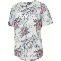 T-shirt Girl PICTURE Florie Peonies