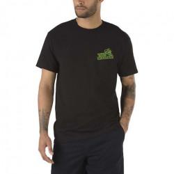 T-shirt VANS Shake Junt Chicken Black