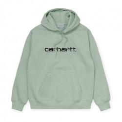 Sweat CARHARTT WIP Carhartt Frosted Green...