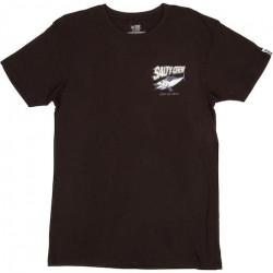 T-shirt SALTY CREW Screamin Premium Black