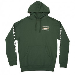 Sweat SALTY CREW Steelhead Tech Alpine Green