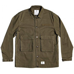 Veste DC Admiral Workwear Fatigue Green