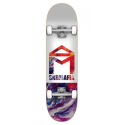 Skateboard SK8 MAFIA House Logo Oil Low 7,5
