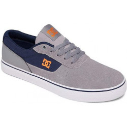 Chaussure DC Switch Grey Orange Grey