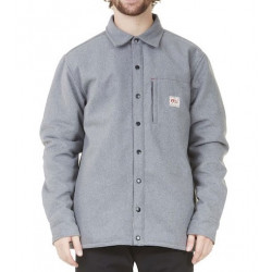 Surchemise PICTURE Coltone Wool Grey